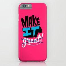 Make It Slim Case iPhone 6s