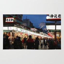 Tokyo Street Rug