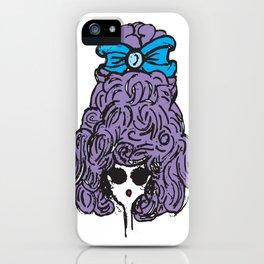 Bow Peep iPhone Case