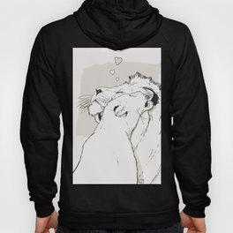 Lion Love Hoody