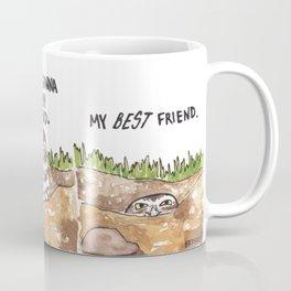 Bird no. 274: Best Friends Coffee Mug