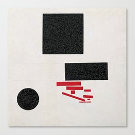Kazimir Malevich - Suprematist Composition Canvas Print