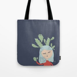 Invisible oppression Tote Bag