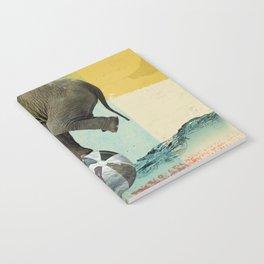 Elephant Balance Notebook
