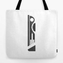 "Tao ""Letter I"" Tote Bag"