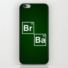 Breaking Bad 1 (Br 35 Pillow) iPhone & iPod Skin