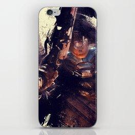 Cayde the wildcard iPhone Skin