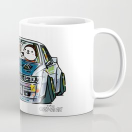Crazy Car Art 0154 Coffee Mug