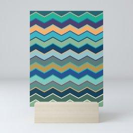 Colorful Wave II Mini Art Print