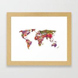 It's Your World Framed Art Print