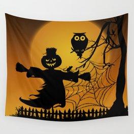 Spooky Halloween 5 Wall Tapestry