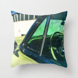 Oldtimer III Throw Pillow