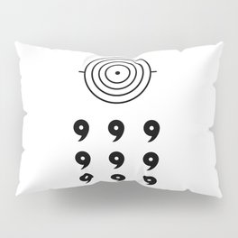 Six Paths Pillow Sham