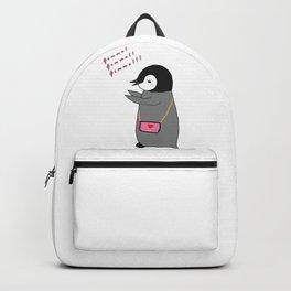 Gimme! Adorable Baby Penguin Yeye Backpack