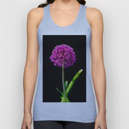 Allium in art Unisex Tank Top