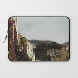 cinque terre morning Laptop Sleeve