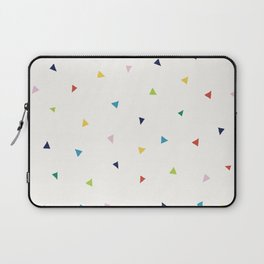Cute Confetti Pattern Laptop Sleeve