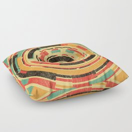 Space Odyssey Floor Pillow