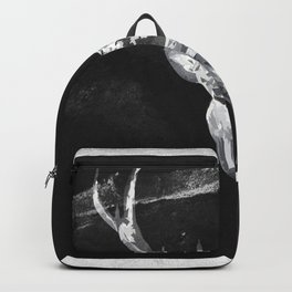 Deer in a montain Backpack