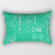 Essentials Rectangular Pillow