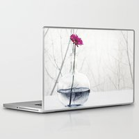 flower of life Laptop & iPad Skins featuring flower by Ingrid Beddoes