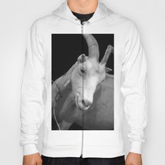 black goat Hoody