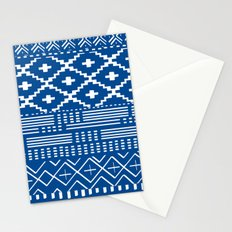 Mali collage Stationery Cards