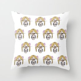 ...Baby One More Time Throw Pillow