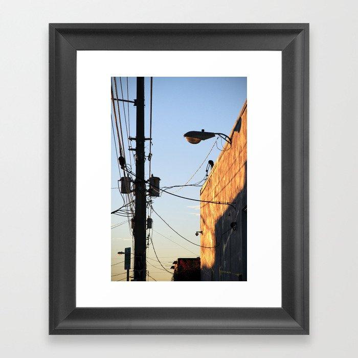 We Make Life Complicated Framed Art Print