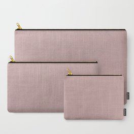 Simply Clay Pink Carry-All Pouch