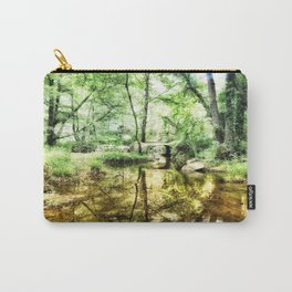 Forest of Youth Carry-All Pouch