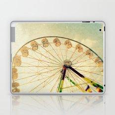 funtastic wheel Laptop & iPad Skin