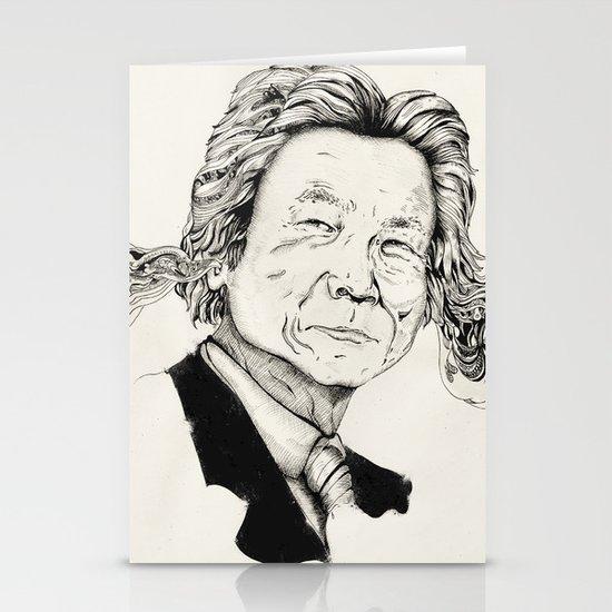 Mr. Junichiro Koizumi  Stationery Cards