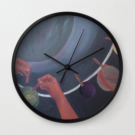 Constelaciones Wall Clock