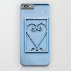 The Blue Heart iPhone 6s Slim Case