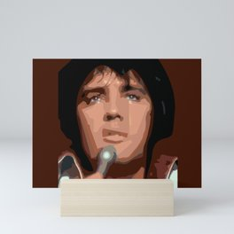 Still The King of Rock Mini Art Print
