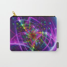 Blooming Colors Carry-All Pouch