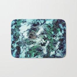 Iced water Bath Mat