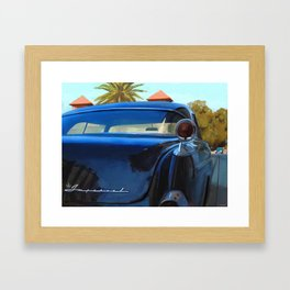 Imperial reflections Framed Art Print