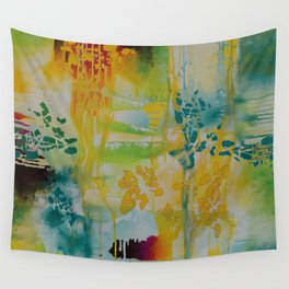 COLORFUL 108 Wall Tapestry