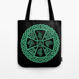Celtic Nature Tote Bag