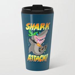 SHARK ATTACK! Travel Mug