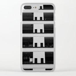 pmq Clear iPhone Case