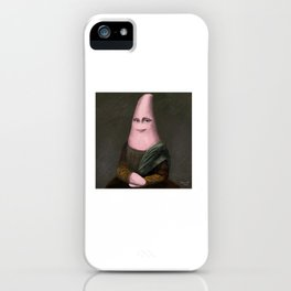 Mona Patrick iPhone Case