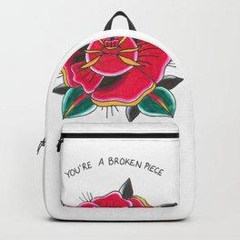 Rose Duo Backpack