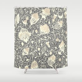 Floral Pillow3 Shower Curtain