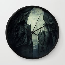 the distance between us Wall Clock