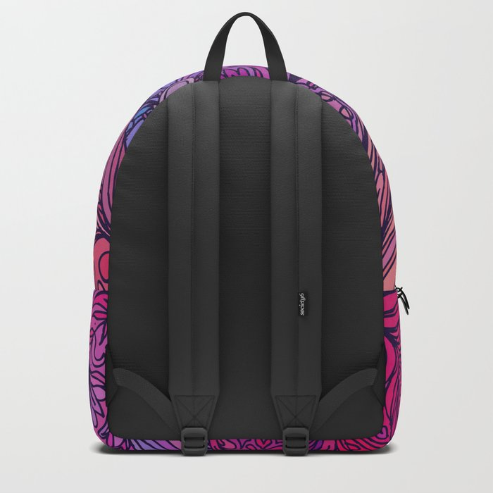 Indian Pattern 01 Backpack