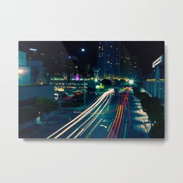 exposing the ight Metal Print