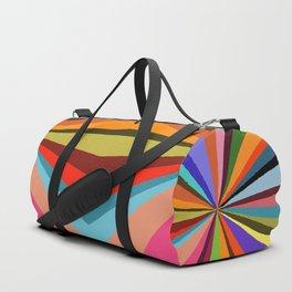 Technicolor dream 001 Duffle Bag